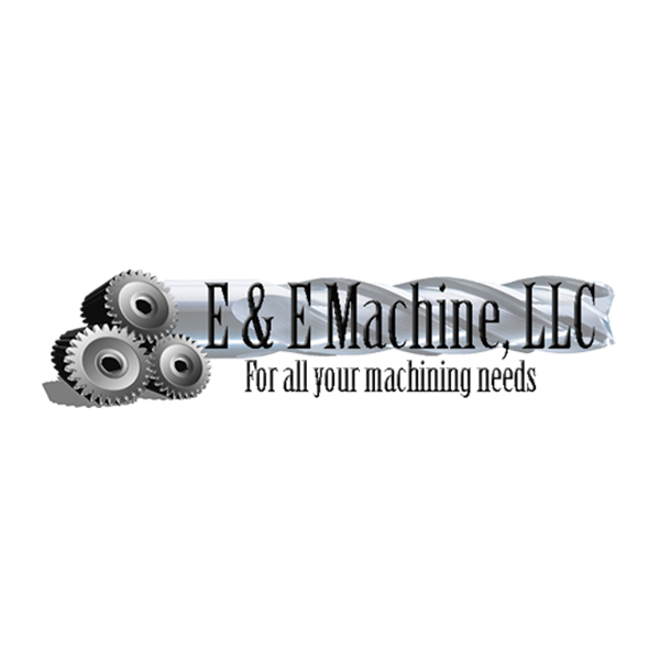 E & E Machine Logo