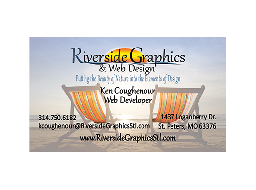 Riverside Graphics Business Card