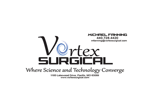 Vortex Surgical Business Cards
