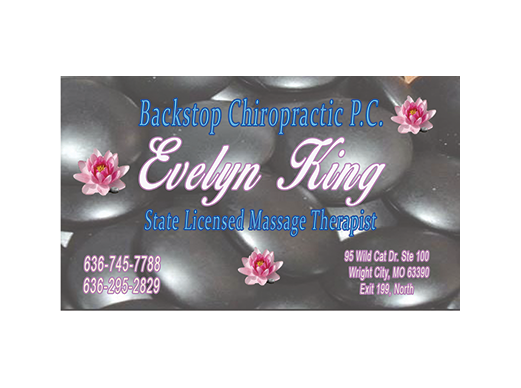 Evelyn King Business Card